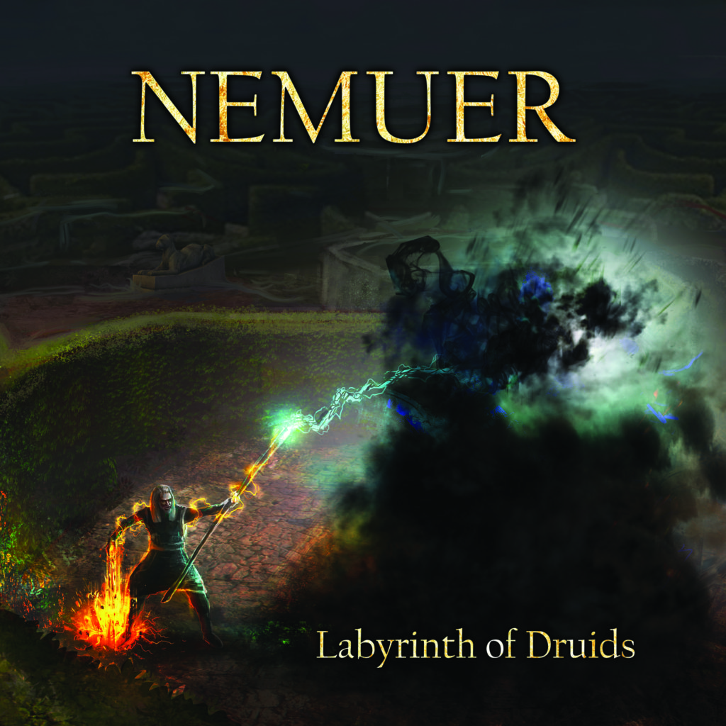labyrinth of druids album nemuer 2015