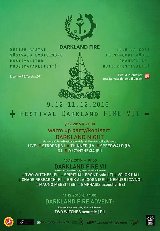 darkland fire vii 7 2016