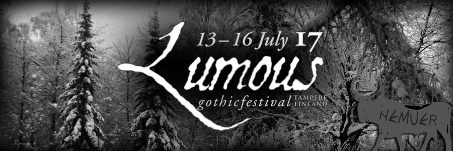 Nemuer at Lumous Gothic Festival