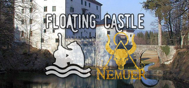 Nemuer at Floating Castle Festival Slovenia