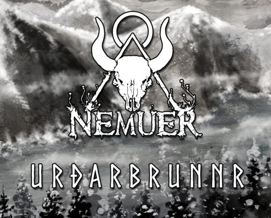 Urðarbrunnr album released!